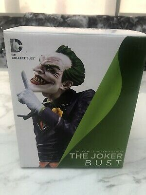 DC Collectibles The Joker Bust • 64.99£