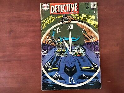 DC Detective Comics Issue 375 May 1968 • 19.99£