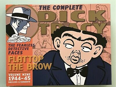 The Complete Dick Tracy By Chester Gould Volume 9 (1944-45) • 31£