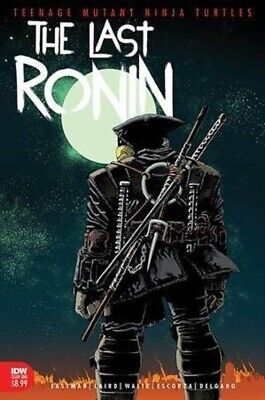 Tmnt The Last Ronin #1 (of 5) 2nd Print (09/12/2020) • 6.50£