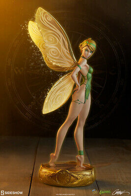 Sideshow J Scott Campbell Tinkerbell Factory Sealed Shipper Double Boxed  New • 393.38£