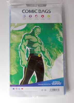 Ultimate Guard Packung 100 Schutzhüllen Comics Current Size 175x268mm Bags  • 9.26£