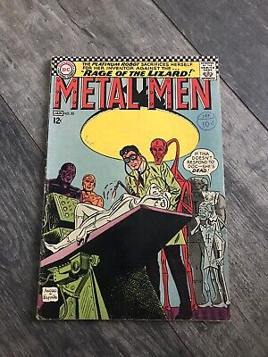 Metal Man #23 DC Comic • 10£
