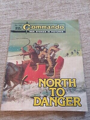Commando War Stories In Pictures, Issue No. 1907 North To Danger • 2£