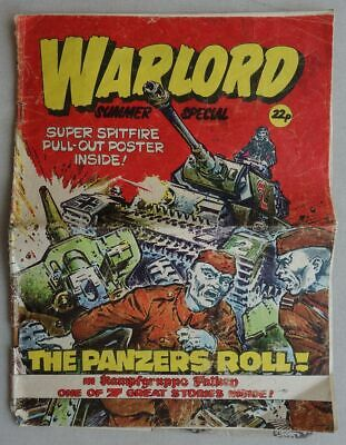 Warlord Summer Special Comic 1978 FR (phil-comics) • 0.99£