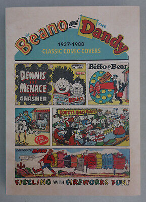 Beano And The Dandy Classic Comic Covers 1937-1988 SIGNED BEANO EDITOR • 19.95£