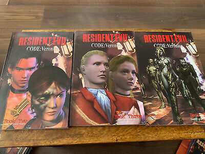 ✨rare✨resident Evil Code Veronica Comics Issues 2 & 3 • 26.79£