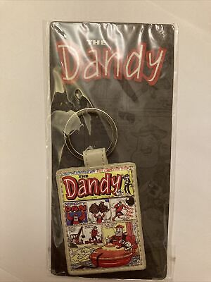 The Dandy Desperate Dan Keyring Retro Rare Comic Collectable • 3£