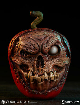 Sideshow Court Of The Dead Rotten Apple Prop Replica • 39.33£