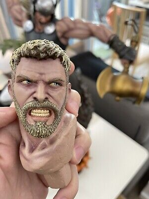 Madx Collector Sideshow Thor Premium Format Custom Portrait Exclusive • 200.27£