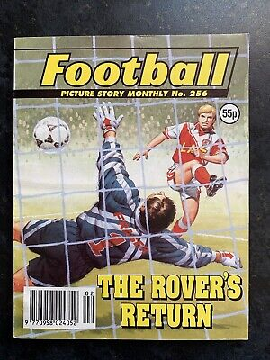 Football Picture Story Monthly Comic Vintage - Number 256 - Rare Issue • 4.99£
