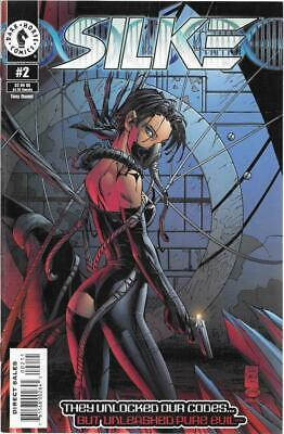 Silke # 2 - Dark Horse - Acceptable - Comic • 9.99£