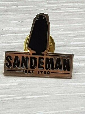 The Sandman Est 1790 Comic Enamel  Pin Badge • 10£