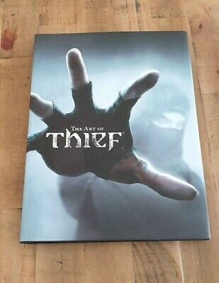 The Artbook Of The 2014 Thief Videogame • 22£