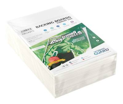 Ultimate Guard Comic Backing Boards Current Size (100) • 10.99£