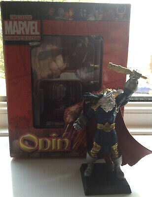 Odin Marvel Figurine Box & Magazine • 17£