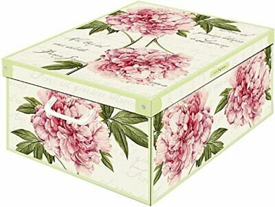 Box Collection Peonies 39X50X24CM Kanguru Bedding Items • 10.17£