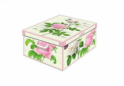 Box Collection Roses 39X50X24CM Kanguru Bedding Items • 10.17£