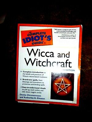 WICCA And WITCHCRAFT • 2.15£