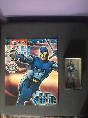 DC Comics Super Hero Collection - Blue Beetle • 6£