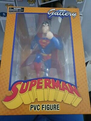 Gallery Superman Pvc Figure • 25£