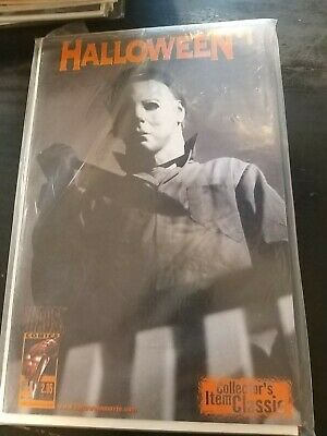 Halloween #1 Photo Cover. Very Good Condition  • 45£