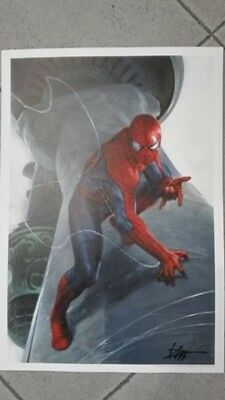 Gabriel Of The 'Otto Spider-Man Signed Lithograph/Signed • 33£