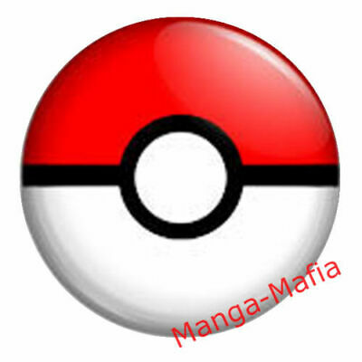 Pokemon Pokeball Button  • 1.81£