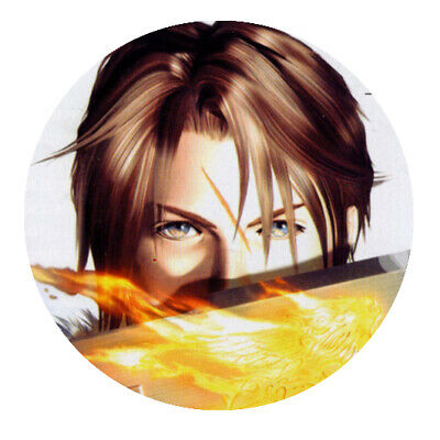 Final Fantasy 8 Button • 1.81£