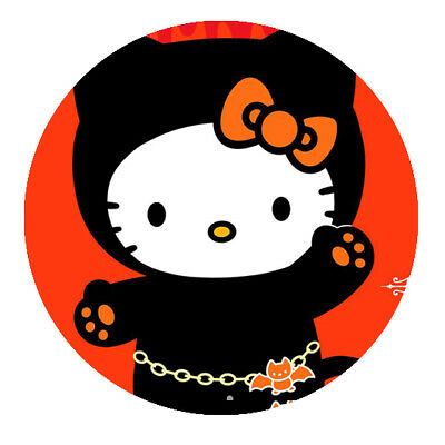 Hello Kitty Motiv 10 Button • 1.81£