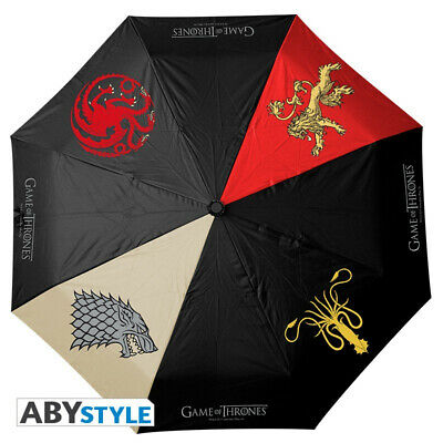 Game Of Thrones Sigils Regenschirm • 17.35£