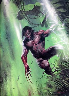Gabriel Dell'Otto Wolverine Signed Lithograph / Issue • 30.28£