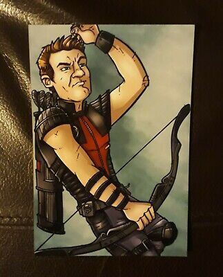 Marvel Hawkeye Picture  • 1£