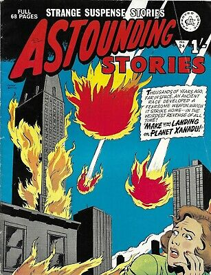 Alan Class: Astounding Stories 24 • 3.50£
