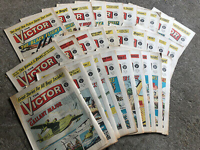 The Victor Comic 1967 X 30 Issues Various Dates • 25£