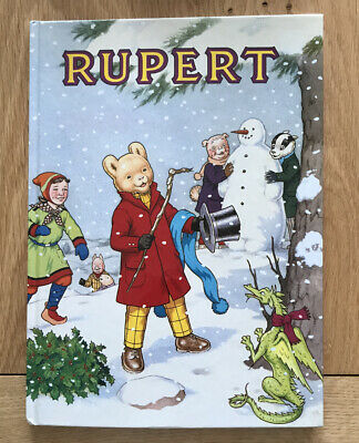 Vintage Rupert Daily Express Annual No.54 1989 • 6£