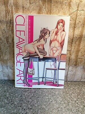 Cleavage Art- The Art Of Seishoujyo, Art Book, Hardcover • 22.19£