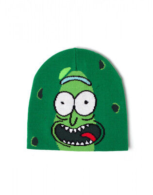 Rick And Morty - Pickle Rick Beanie • 14.28£
