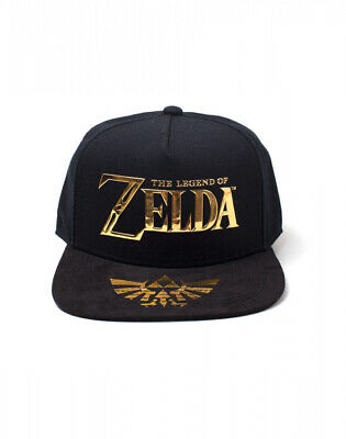 The Legend Of Zelda - Logo - Snapback Kappe • 17.85£