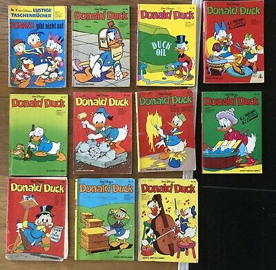 Walt Disney Comics, Donald Duck • 4.44£