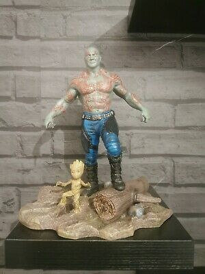 Drax & Groot - Marvel Gallery Statue • 50£