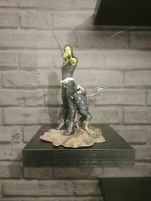 Gamora & Rocket - Marvel Gallery Statue • 50£