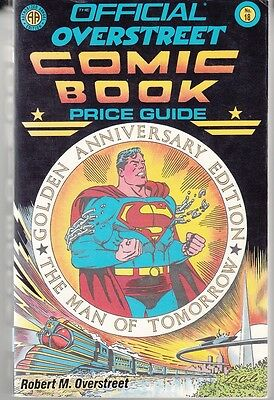 OVERSTREET COMIC BOOK PRICE GUIDE ~Superman Cover * • 13.73£