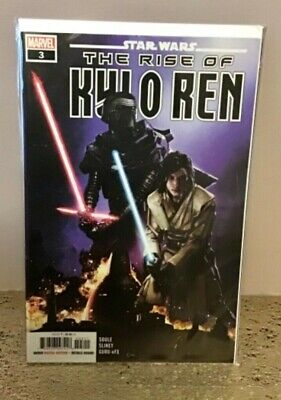 Star Wars The Rise Of Kylo Ren # 3 1st Avar Kriss (slight Scratch On Cover) • 8.98£