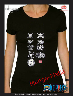 One Piece Pirates Girlie T-Shirt • 19.74£