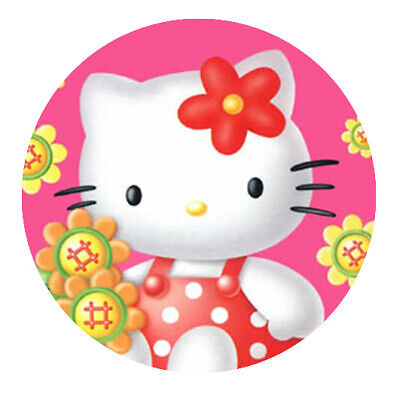 Hello Kitty Motiv  3 Button • 1.81£