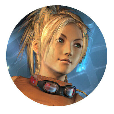 Final Fantasy X  Rikku  Button • 1.81£