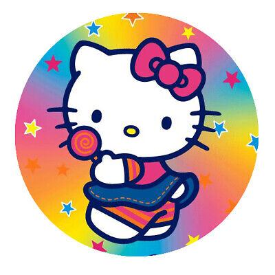 Hello Kitty Motiv  9 Button • 1.81£