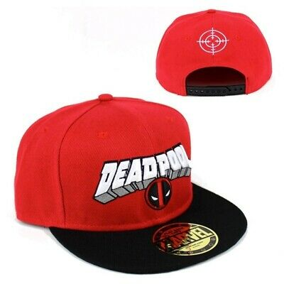 Marvel Comics Deadpool Baseball Cap • 17.35£
