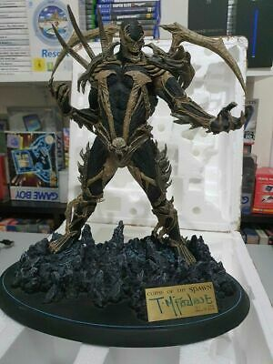 Curse Of The Spawn Resin Statue By Mcfarlane Boxed With Certificate Of Authentic • 480£